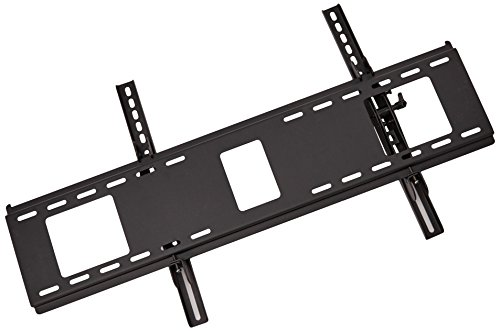 (Peerless PT660 Universal Tilt Wall Mount for 39 Inch to 90 Inch Displays Black)