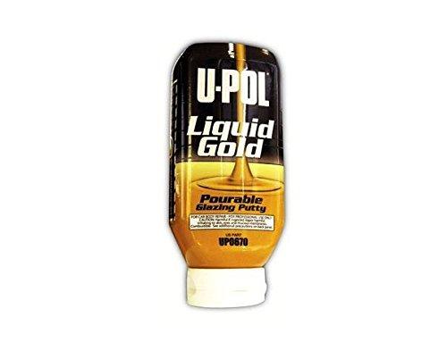 u-pol-products-0670-liquid-gold-glazing-putty-bottle-615ml-w-hardener