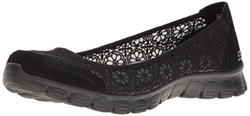 Skechers Sort 23 bbk Sneakers flightly 413 Kvinde 2 Flex Ez XrqXnHTfw