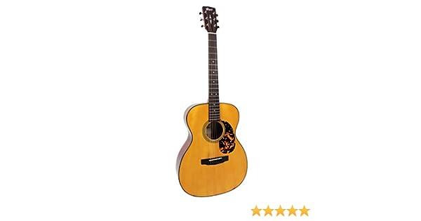 Guitarra acústica l300v nat: Amazon.es: Instrumentos musicales