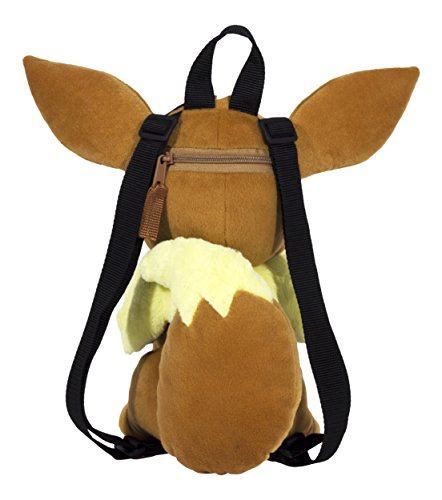 Pokemon Evee Plush Backpack Photo