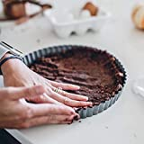 Non-Stick 22cm Tart Tin |Tart Pan, Perfect for Pie