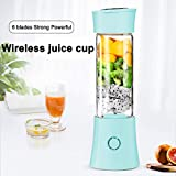Portable Mini Blender Personal Juicer Cup Travel