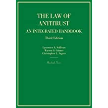 The Law of Antitrust, An Integrated Handbook (Hornbook)