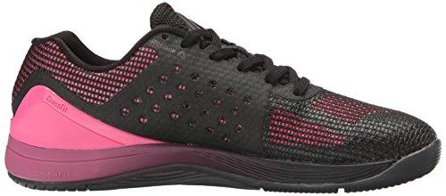 Trainer Solar Black Black Vitamin B Shoe White US M Cross Pink C Reebok Yellow Lead Crossfit Solar 0 Women's Nano 7 q8YwUaB