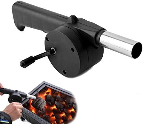 Ventilador Soplador de Aire Para Barbacoa chimenea horno piedra ...
