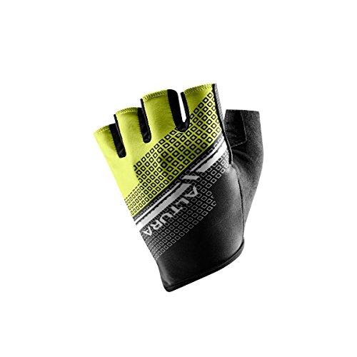 ALTURA Podium Elite Gants haute visibilité en jaune/noir S, jaune/noir