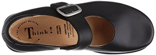 Kvinners Think Sort Synes Pensa Black Ballerinas 00 schwarz 00 Closed Pensa Ballerinas At Stengt Women's schwarz rrwxCdqOz