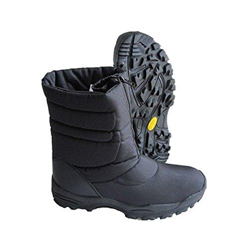 Epic Black Outdoor Boots Snow Winter XAx6Xq5vwn