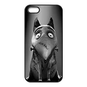 Frankenweenie iPhone 5 5s Cell Phone Case Black V09711947