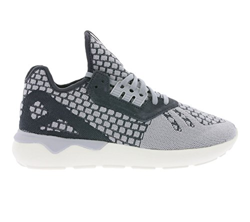 adidas Herren Tubular Runner Prime Knit Wool Sneakers, Grau, 45 1/3 EU