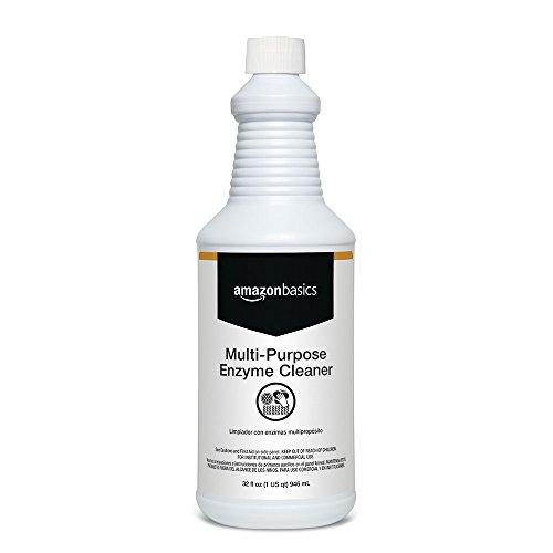 Concentrate Enzyme (AmazonBasics Professional Multi-Purpose Enzyme Cleaner, Concentrate, 32-Ounces, 12-Pack)