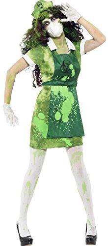 [Smiffys Women's Biohazard Female Costume] (Cat N The Hat Costumes)