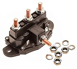 reversing solenoid relay 6 terminal trombetta. Black Bedroom Furniture Sets. Home Design Ideas