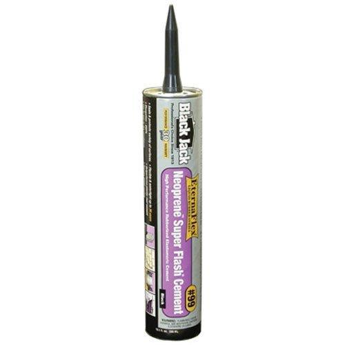 Gardner-Gibson 10109066 10OZ Black Jack Neoprene Super Flash Cement by Gardner-Gibson -