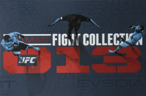 DVD : Ultimate Fight Collection 2013 (Boxed Set, 20 Disc)