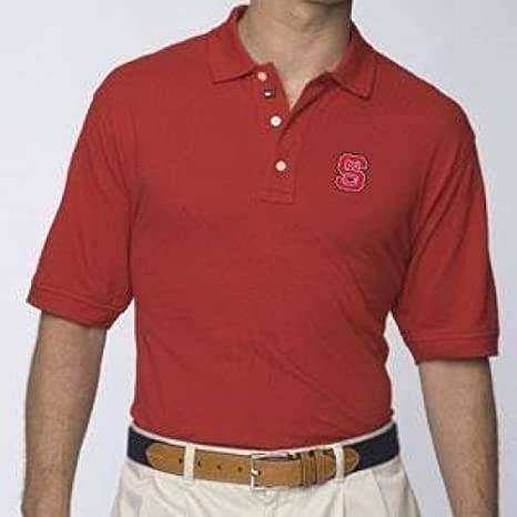 North Carolina State Wolfpack Tommy Hilfiger Club Polo, Rojo ...