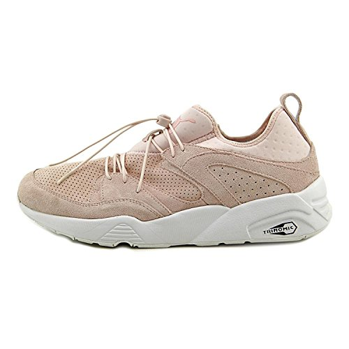 Fashion Men's Knit Pink White Dogwood Mesh PUMA Sneaker Basket wIqBUU