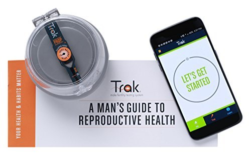 Trak - Male Fertility Testing System