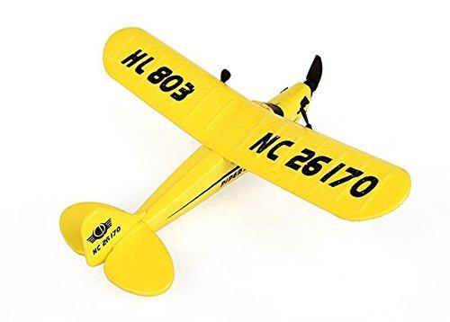 HL-803 foam remote control plane 2CH RC plane 150m Control Distance