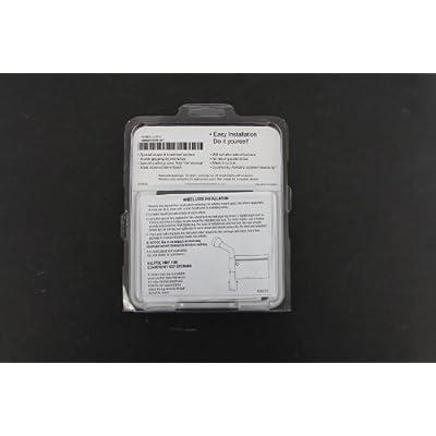 Honda Genuine Accessories 08W42-SCV-101 Alloy Wheel Lock: Automotive