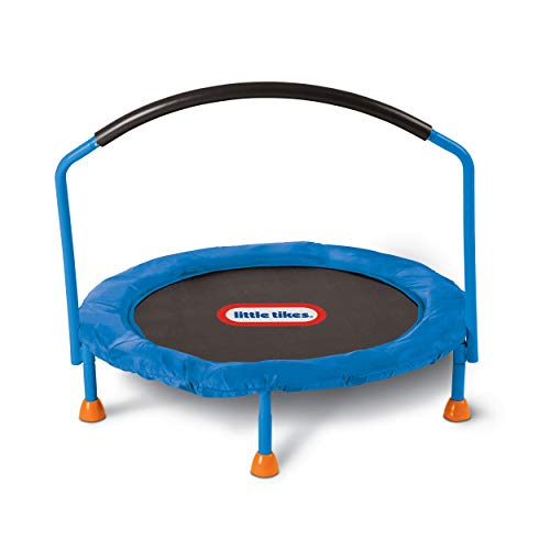Little Tikes 3' Trampoline is a great indoor exercise toy for kids