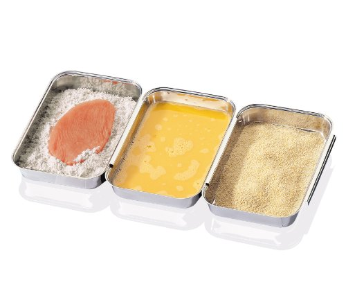 Kuechenprofi Breading Set
