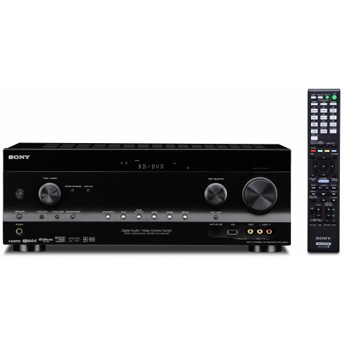 - Sony STRDH820 7.2 Channel 3D AV Receiver (Black) (Discontinued by Manufacturer)