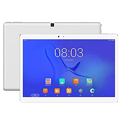 Amazon.com : Teclast T10 Tablet 4GB+64GB 10.1 inch Android ...