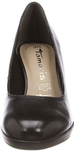 Black con Tacco Tamaris 22410 Donna Nero Scarpe zw4gHqY
