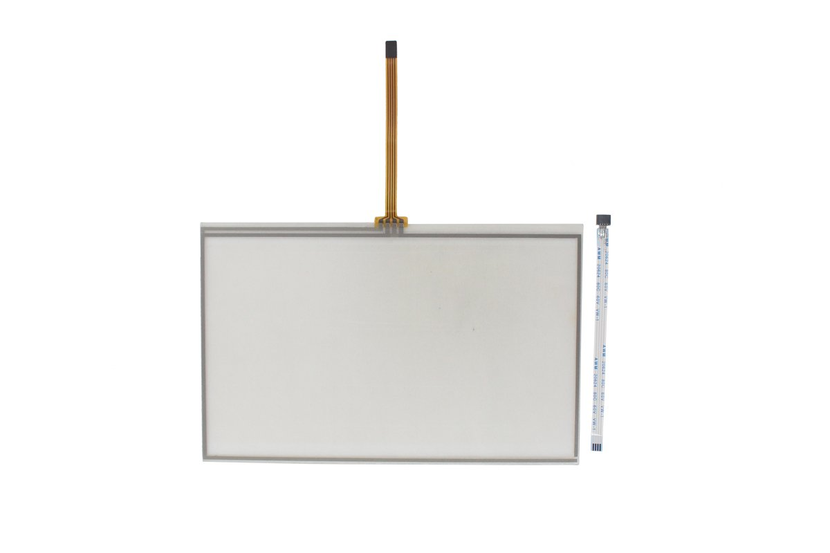 NewYall New Navigation Touch Screen Digitizer Panel For Lexus IS250 IS300 IS350 ISF 2006 2007 2008 2009