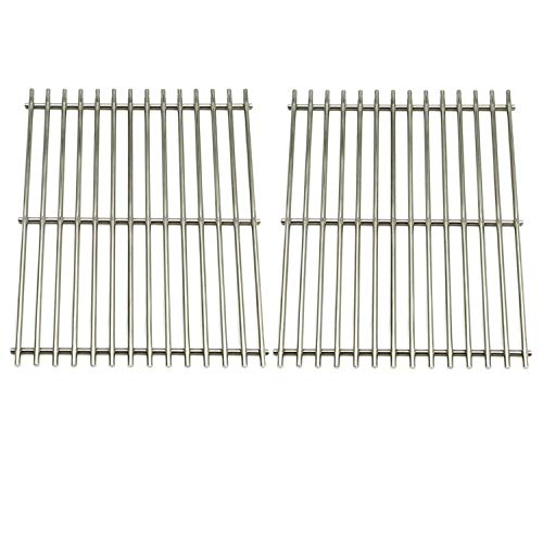 Direct Store Parts DS102 Solid Stainless Steel Cooking grids Replacement Charbroil,Great Outdoors,Grill Chef, Thermos,Vermont Castings Gas Grill
