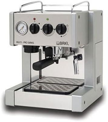 Briel ES200AS-TB - Máquina de café: Amazon.es: Hogar