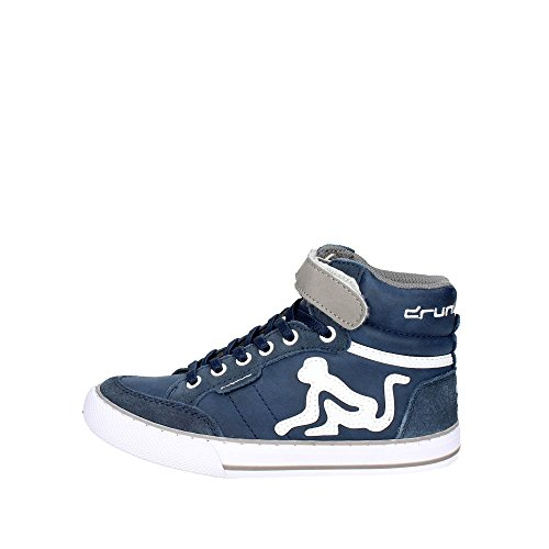 Hautes Bleu Garçon Boston Camu Baskets DrunknMunky tASqH7A
