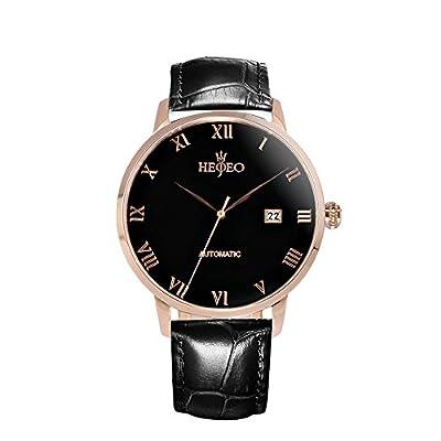 HGB1201L1A5CMen Watch white dial&black band&silver frame