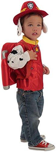 Princess Paradise Paw Patrol Marshall Costume, Red, X-Small (Nick Jr Halloween Costumes)