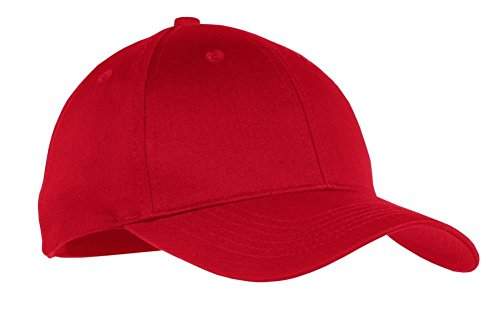 Port & Company Youth 6Panel Twill Cap YCP80 [Apparel]]()