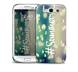 #summer Samsung Galaxy S3 GS3 protective phone case
