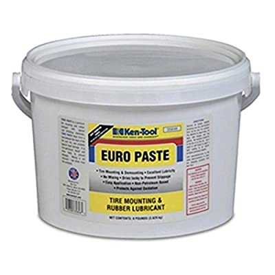Ken-Tool 35848 Euro Paste Tire Mounting and Rubber Lubricant: Automotive