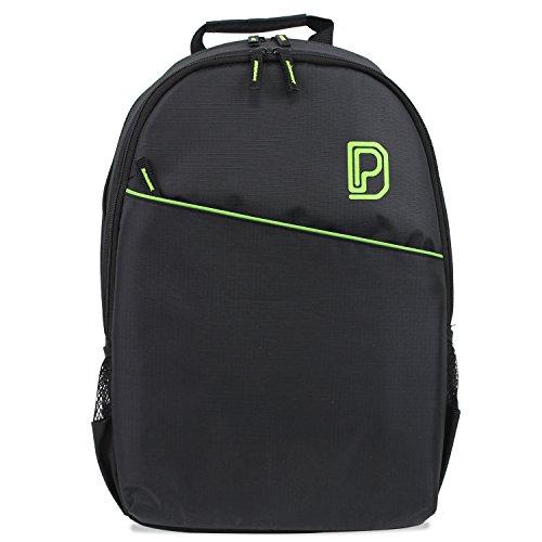 DURAPACK Pro Vault 22 Ltrs Black/Neon Green Laptop Backpack  PVNG