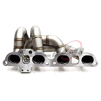 rev9power Rev9 _ hp-mf-sr20-t25 - 11 G; HP-Series 240sx SR20 Igualdad longitud T2 Turbo colector: Amazon.es: Coche y moto