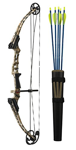 Genesis Mini Bow Kit, Right Handed, Camo Lost