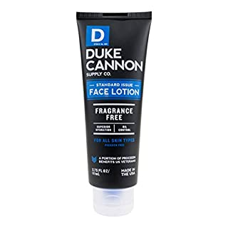 Duke Cannon Standard Issue Face Lotion, 3.75 oz.