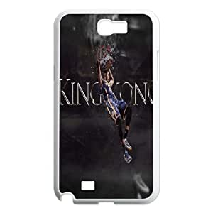 C-EUR Diy Phone Case Paul George Pattern Hard Case For Samsung Galaxy Note 2 N7100 by runtopwell