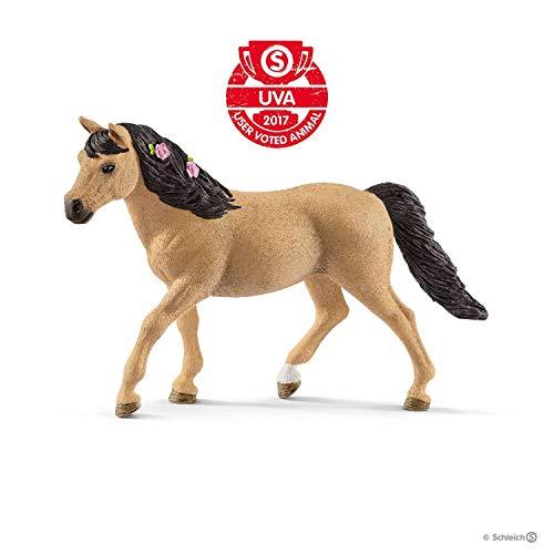 Schleich 13863 Connemara Pony Mare Figurine Toy, Multicolor