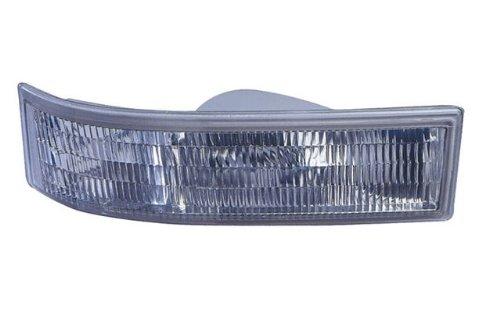 - Passenger Side Replacement Bumper Signal Light