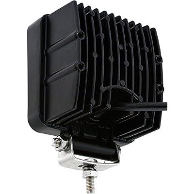 Led Pods, Lumitek 4X 27W Led Light Bar Spot Beam CREE Led Work Light Off-road Led Light for Trucks,Off-road Vehicle, ATV, SUV, UTV, 4WD, Jeep, Boat: Automotive