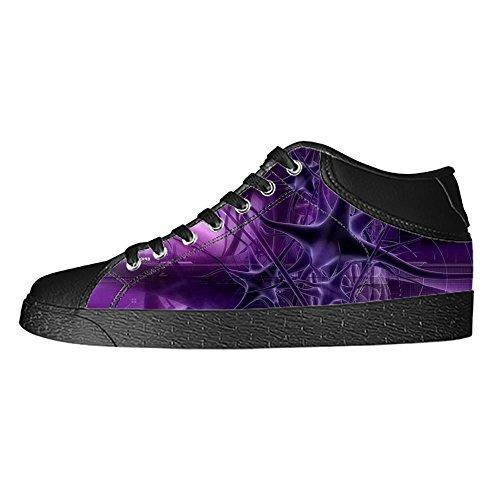 Shoes 3D in stereoscopica Scarpe Alto Custom Scarpe Lacci Men's Tela Scarpe di delle Le Sopra Scarpe di Canvas I Stampa da Ginnastica 5SqvwvPX