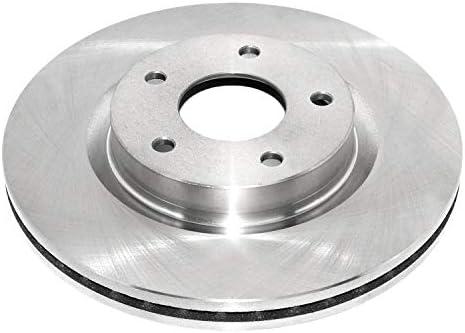 DuraGo BR900444-02 Rear Solid Disc Brake Rotor
