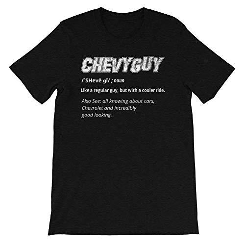 OldsNewAgain Chevy Guy Defined Statement Corvette Camaro Chevelle Impala Mens Tee T-Shirt
